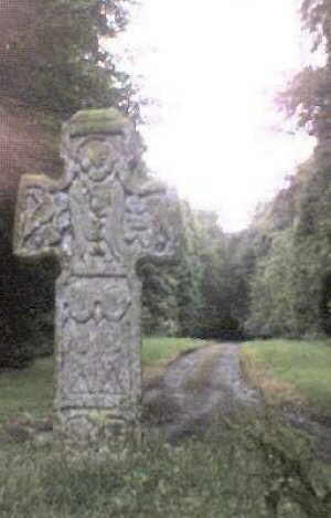 Camus Cross, Panmure Estate, Monikie, Scotland