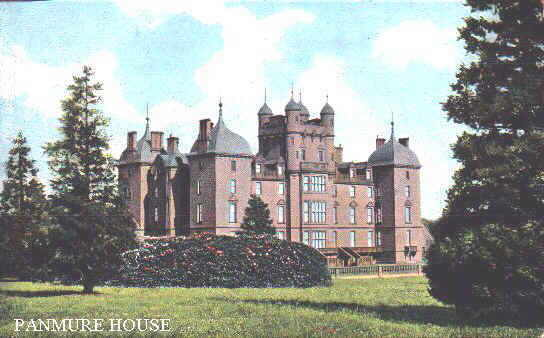 Panmure House, Monikie